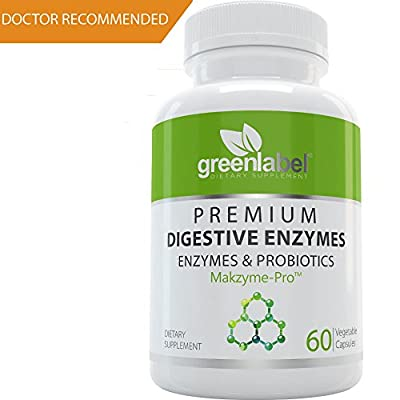 Premium Weight Loss Combo, Premium Garcinia Cambogia with 95% HCA + Digestive Enzymes