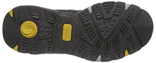 Camel activeEvolution 29 - Sneakers Oxford Uomo Blu (Midnight/Navy))