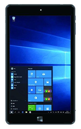 KEIAN WiZ クアッドコア メモリ2GB 8インチ IPS液晶 1280x 800 Windows 10タブレットPC 極薄アルミ KBM85-B