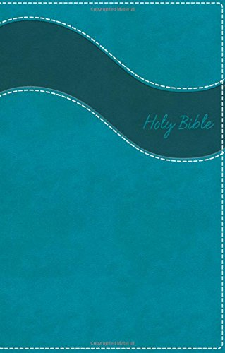 Niv Gift (NIV, Gift Bible, Leathersoft, Blue, Red Letter Edition)