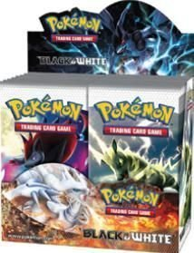 Pokemon - Black & White Booster Box - 36 Packs 10 Cards [Toy]
