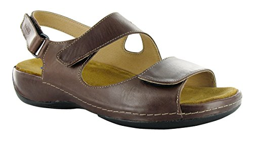 Wolky Comfort Sandals 00315 Liana - 30480 café leather - 36 v25MSOyjpU
