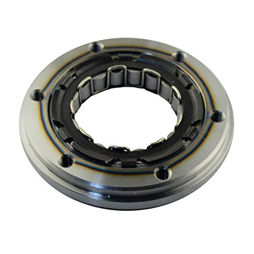 - AHL Starter Clutch One Way Bearing Flange Kit for Kawasaki KFX400 2003-2006