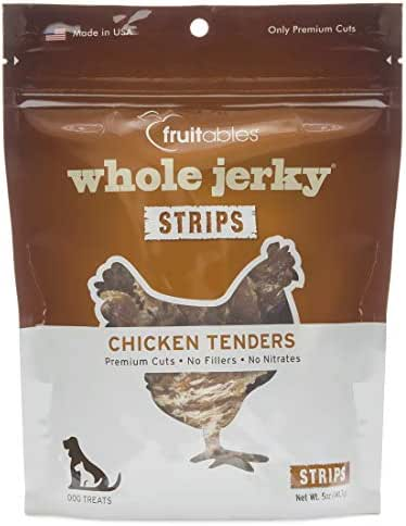 Dog Treats: Fruitables Whole Jerky