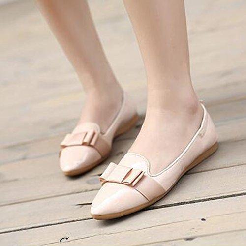 Ballet beige beige Mujer SUNAVY SUNAVY Mujer Ballet claro TqnwpIdqf