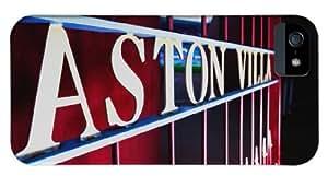 Case-Mate Aston Villa Edition - Carcasa para iPhone 5