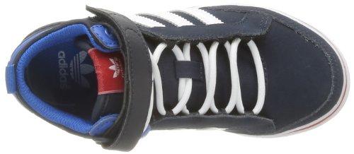 adidas Top Court 2 K - - Unisex Niños Azul / Blanco