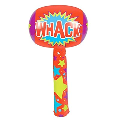 Inflate Whack Mallet - 12 per pack: Toys & Games