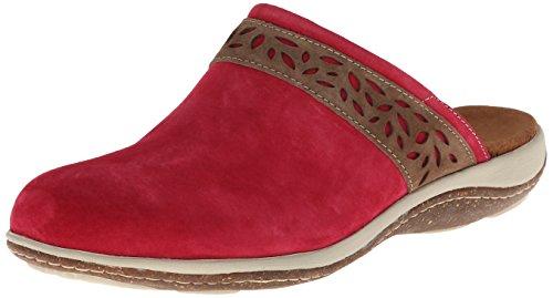 Womens Acorn Shoes Blue Clogs