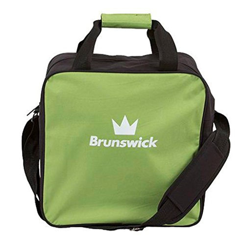 Brunswick Tzone Single Tote Bowling Bag, Orange