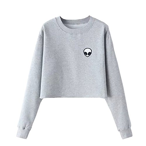 Womens Sleeve Pullover Sweatshirt Blouses product image
