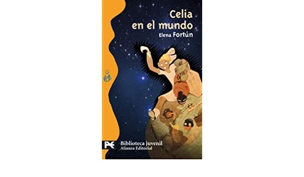 Amazon.com: Celia en el mundo (Spanish Edition) (9788420660325): Elena Fortún, Molina Gallent: Books