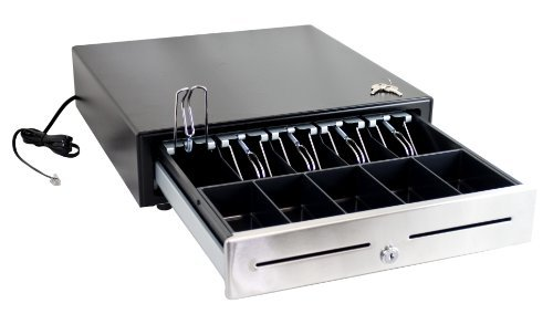 POS/ECR Cash Drawer Stainless Steel Front by GoUSApos