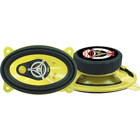 Pyle PLG3.2 3.5-Inch 120W Two-Way Speakers
