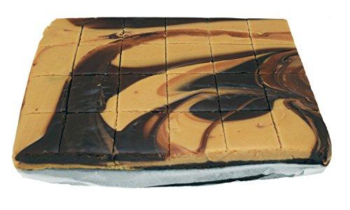 Country Fresh Fudge Sugar-Free Chocolate, Peanut Butter, 6 Pound (Gourmet Chocolate Peanut Butter Fudge)