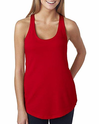 Next Level - Camisas - para mujer Rosso