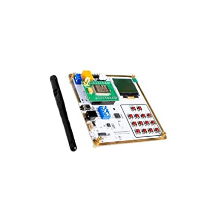 Amazon com: A6 Quad-band GPRS/GSM Module Full Test Board 850 900