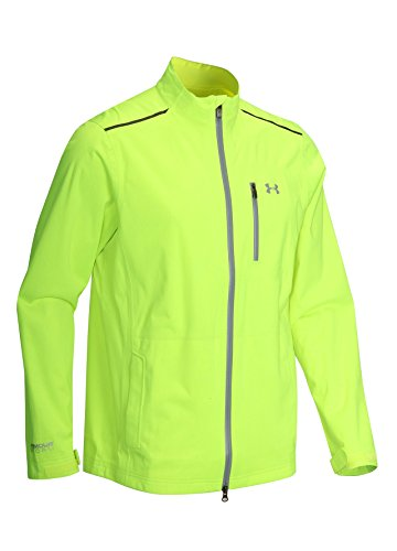 Under Armour ArmourStorm Waterproof Jacket Yellow Extra Large