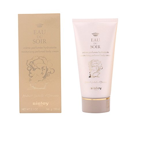 Sisley Eau Du Soir Moisturizing Perfumed Body Cream for Unisex, 0.45 Pound by Sisley