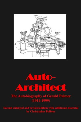 Auto-Architect - Autobiography of Gerald Palmer