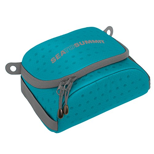 Sea To Summit Travelling Light Padded Soft Cell - Pacific Blue Small