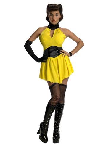Summitfashions The Watchmen Sally Jupiter Adult Costume - -