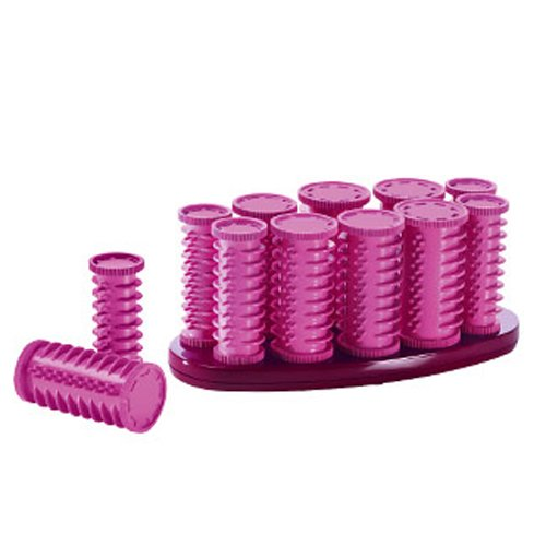 Conair Instant Heat Compact Hot Rollers; Pink by Conair (Image #3)