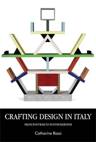Crafting design in Italy: From post-war to postmodernism (Studies in Design MUP)