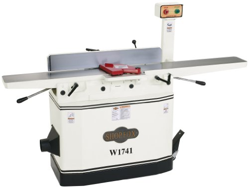 Shop Fox W1741 8-Inch Jointer With Parallelogram Adjustable