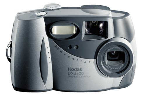Kodak Easyshare 12 2 Megapixel Digital Camera - 1