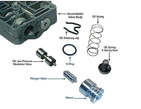 amazon com ford e4od 4r100 transmission sonnax line pressure rh amazon com Pigtail Wiring Harness Clips Subaru Wiring Harness Clips