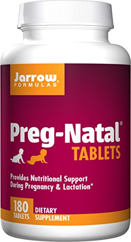 Jarrow Preg Natal Nutritional Pregnancy Lactation