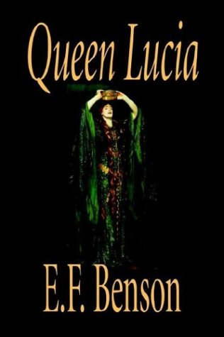 book cover of Queen Lucia