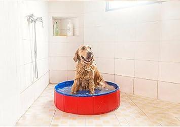 Mengyiny Hund Hund Badewanne Waschbecken Badewanne Großer Hund