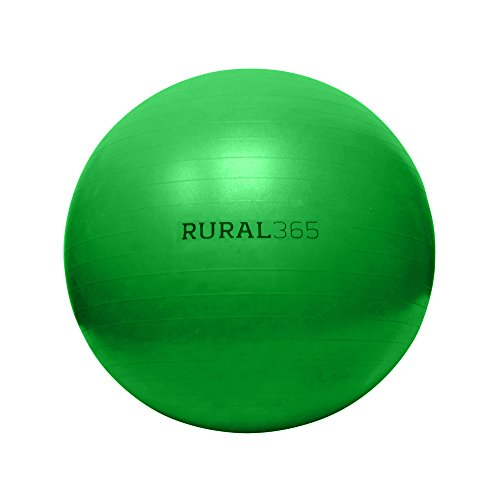 Rural365 | Large Horse Ball Toy in Green, 40