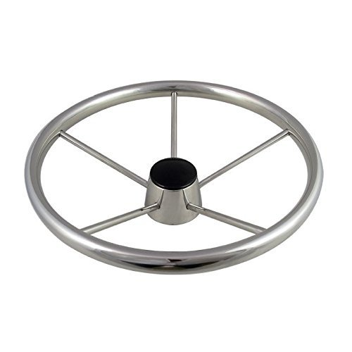 White Water Heavy Duty Destroyer Wheel (7403PC - 13-1/2'' Dia, 25°) by White Water