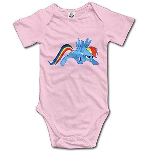 My Little Pony Babies Bodysuit Romper Jumpsuit Outfits
