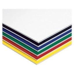 PAC5554 - Pacon Fome-Cor Foam Board