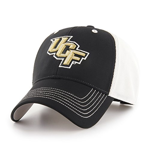 OTS NCAA Central Florida Golden Knights Men's Sling All-Star Adjustable Hat, Team Color, One Size