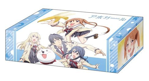 Aho Girl! Trading Card Game Character Storage Deck box Case Holder Vol216