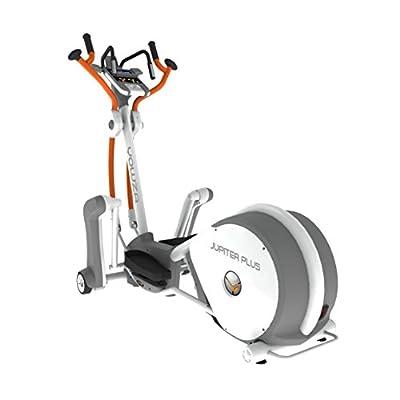 Yowza Fitness Jupiter Plus Cardio Sure Training Series Elliptical Trainer Machine