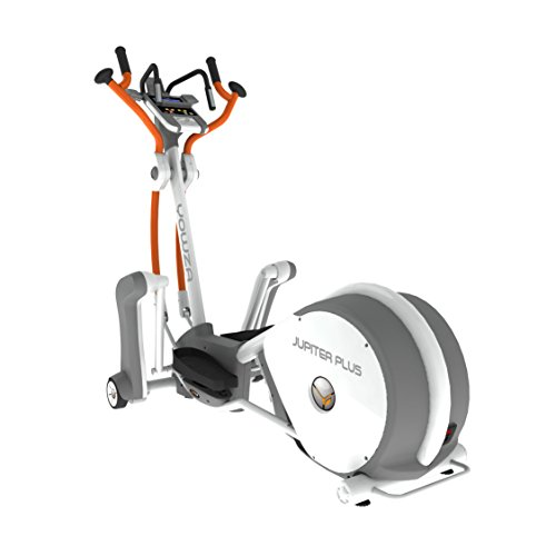 Yowza Fitness Jupiter Plus Cardio Sure Training Series Elliptical Trainer Machine