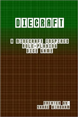 Diecraft: a Minecraft inspired role-playing dice game