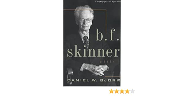 bf skinner personal life