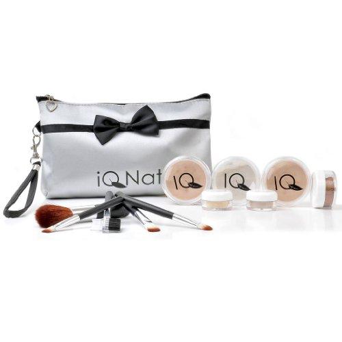all-natural-makeup-set-12pc-xl-mineral-makeup-kit-fair-shade-by-iq-natural