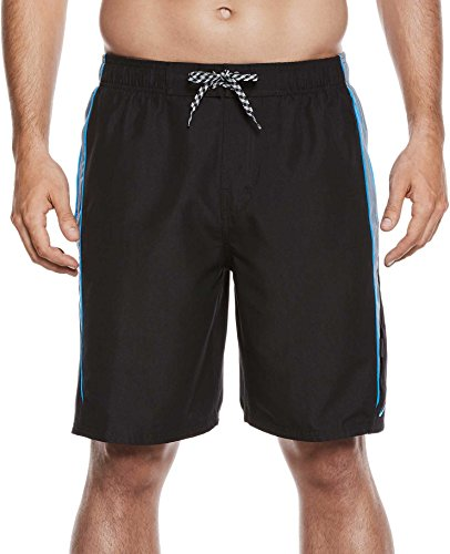 Nike Men's Core Contend Board Shorts (XXL, Black)