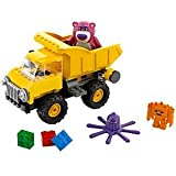 Disney Lotso's Dump Truck Toy Story 3 Lego Set