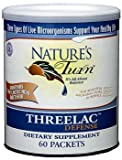 6 Pack ThreeLac supercharged intestinal flora supplement