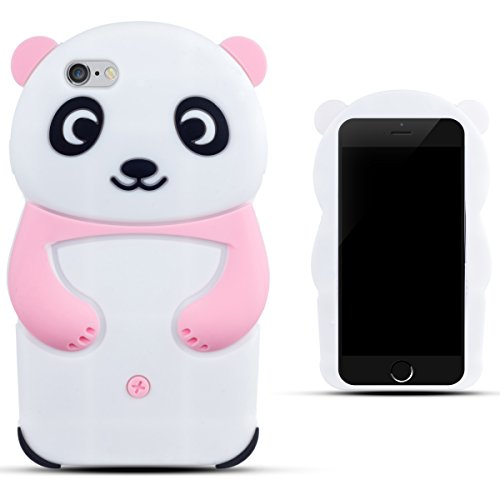 Zooky® Pink silicone Panda Case / Cover / Shell for Samsung Galaxy Tab 2 7.0 P3100