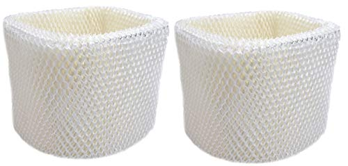 Air Filter Factory 2 Pack Compatible Humidifier Wick Filters for Sunbeam SCM1746, SCM1747, SF213 (Humidifier Filters Sf213)